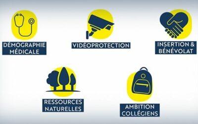 Le Département de l'Ain vote un plan d'actions autour des 5 priorités du mandat